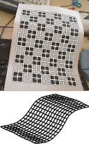 Monocular Reconstruction of Inextensible Surfaces